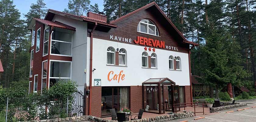 Kavinė Jerevan, Druskininkai