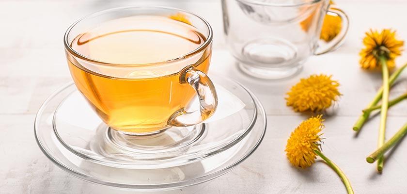 Kiaulpienių arbata