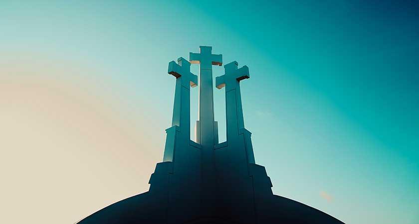Trijų kryžių kalnas