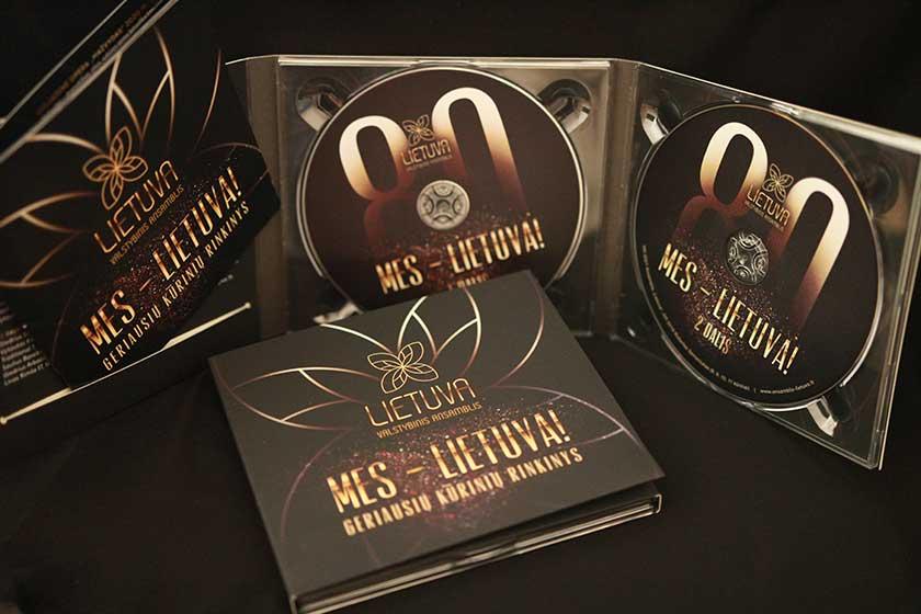 """Legendinis ansamblis """"Lietuva"""" švenčia jubiliejų: kartu su kitais atlikėjais pristato muzikinį albumą"""