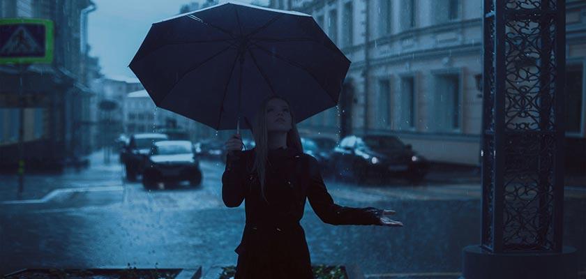 Ką veikti Vilniuje, kai lyja?