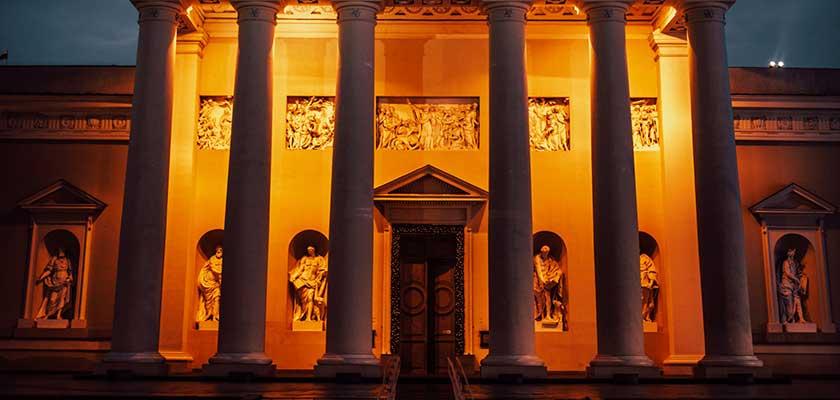 Nemokami muziejai sekmadienį Vilniuje