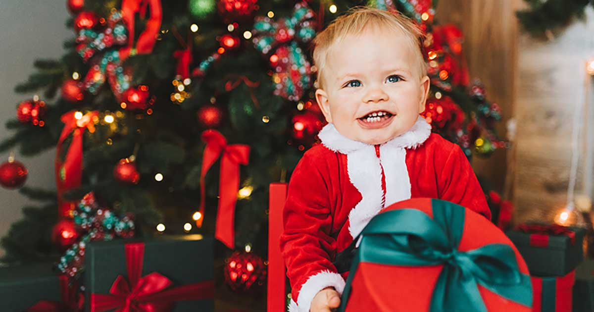 Ką dovanoti vaikui Kalėdų proga?