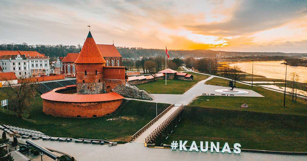 TOP10 lankytinos vietos Kaune