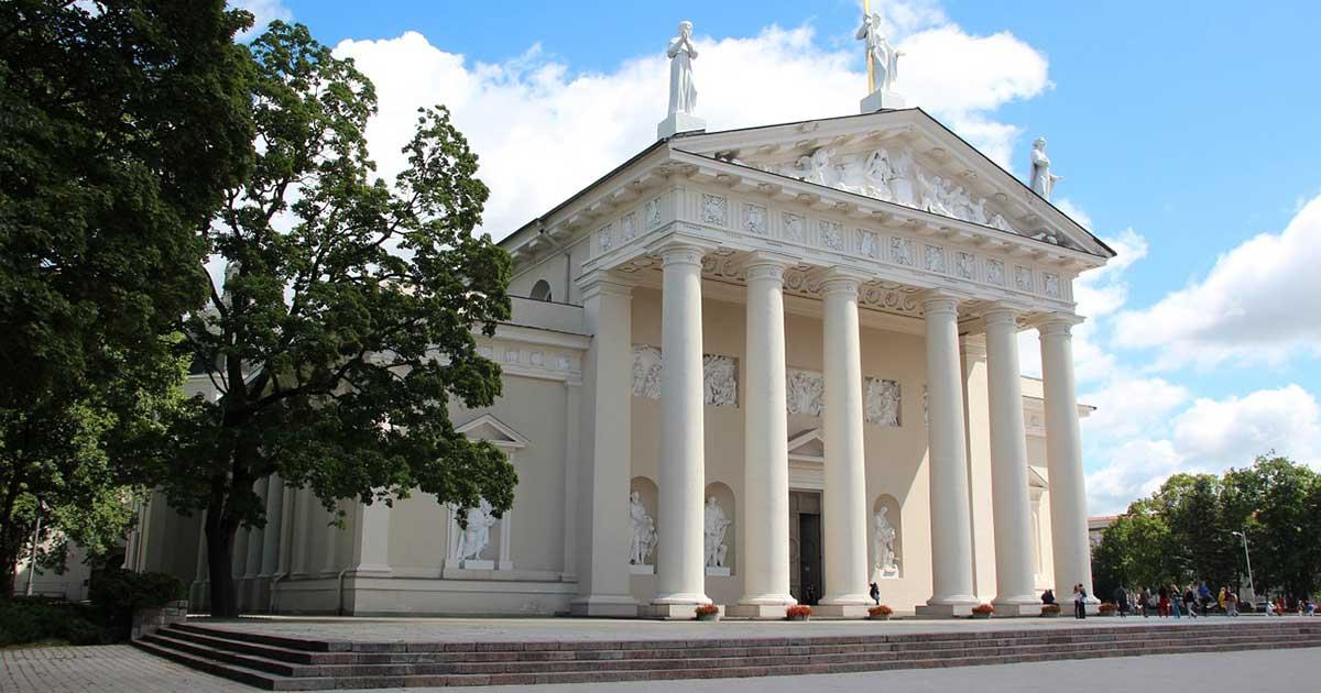 TOP 10 Lankytinos vietos Vilniuje
